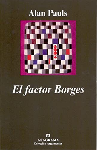 9788433962140: El factor Borges (Spanish Edition)