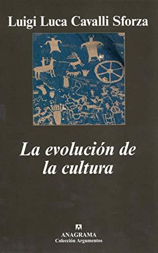 9788433962539: La evolución de la cultura