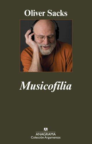 9788433962898: Musicofilia: Relatos de la música y el cerebro (Argumentos)