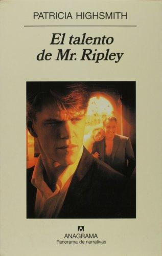 9788433963000: El talento de Mr. Ripley (Spanish Edition)