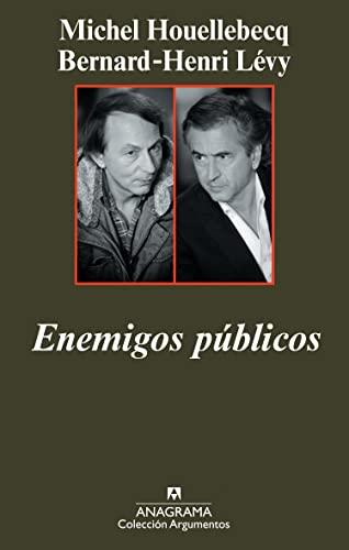 9788433963024: Enemigos públicos (Argumentos)