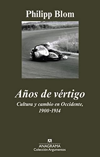 9788433963178: Años de vértigo. Cultura y camb