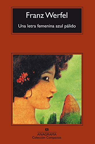 9788433966070: Una Letra Femenina Azul Pálido (Compactos Anagrama)