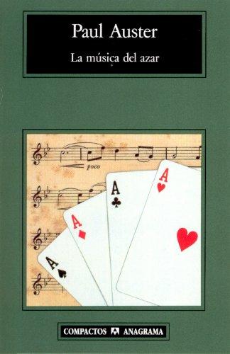 9788433966117: La música del azar (Compactos anagrama)