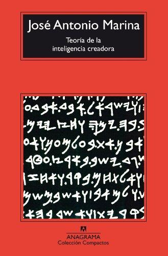 9788433966520: Teoría de la inteligencia creadora (Compactos Anagrama)