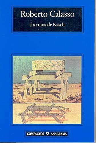9788433966780: La Ruina de Kasch (Spanish Edition)