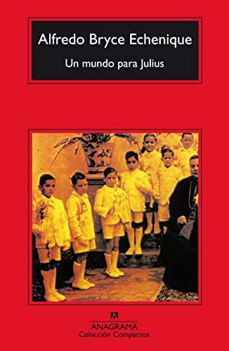9788433966957: Un Mundo Para Julius (Compactos Anagrama)