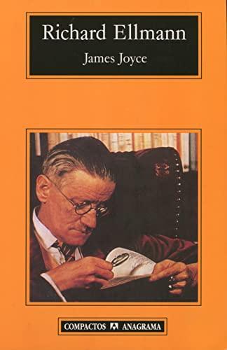 James Joyce: Richard Ellmann
