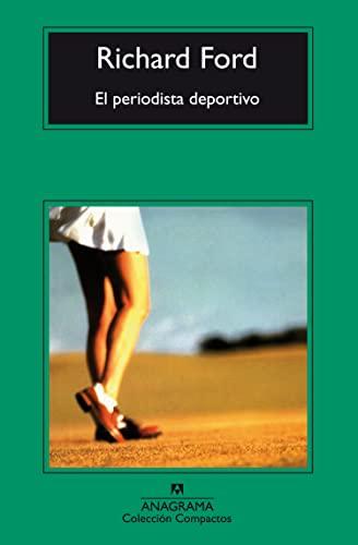 9788433967510: El Periodista Deportivo (Compactos Anagrama)