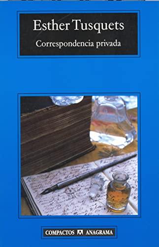 9788433967992: Correspondencia privada (Spanish Edition)