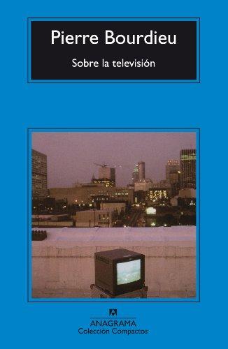 9788433968036: Sobre La Televisión (Compactos Anagrama)