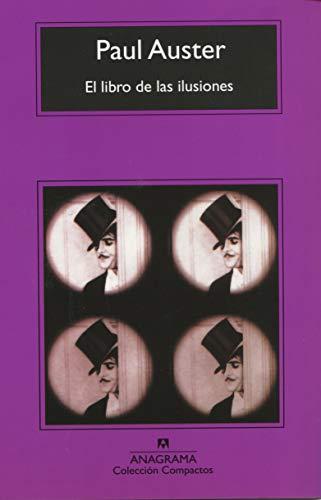 9788433968128: El libro de las ilusiones (Compactos Anagrama) (Spanish Edition)