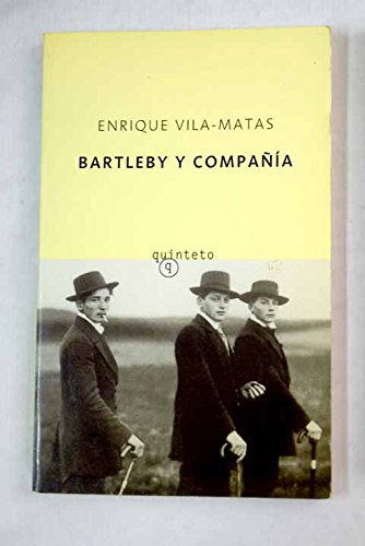 9788433968227: Bartleby y Compania (Spanish Edition)
