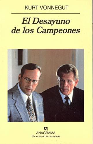 9788433969002: El Desayuno de Los Campeones (Spanish Edition)