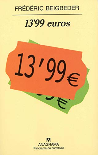 9788433969514: 13'99 Euros (Spanish Edition)