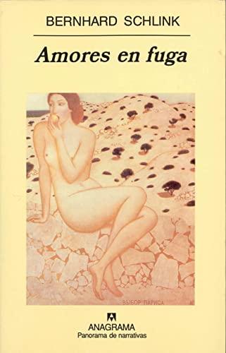 9788433969620: Amores En Fuga (Spanish Edition)