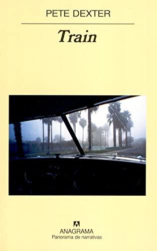 9788433970671: Train (Panorama de narrativas)