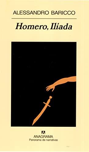 Homero, Iliada (Spanish Edition): Baricco, Alessandro