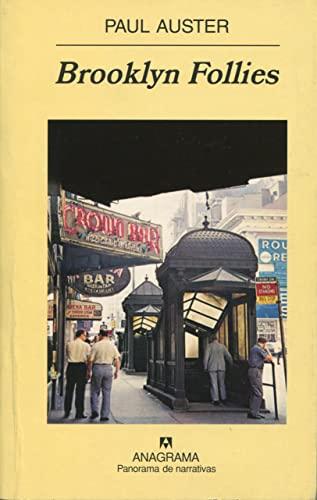 9788433970923: Brooklyn Follies (Panorama de narrativas)