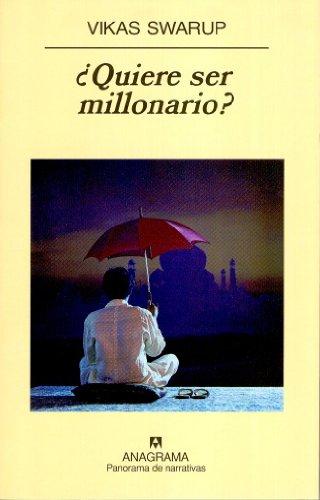9788433971036: ¿Quién quiere ser millonario? (Panorama de narrativas)