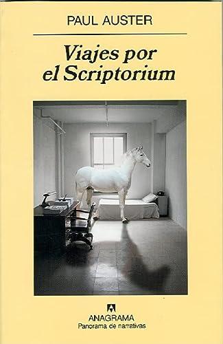 9788433971173: Viajes por el Scriptorium (Panorama de narrativas)