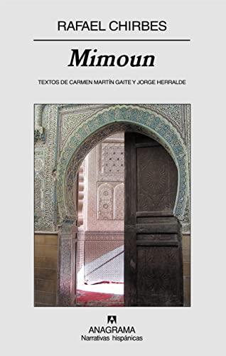 9788433971807: Mimoun (Narrativas hispánicas)