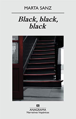 9788433972071: Black, black, black (Narrativas hispànicas)
