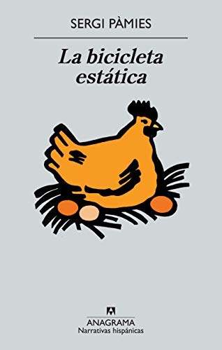 9788433972248: La bicicleta estática (Narrativas hispánicas)