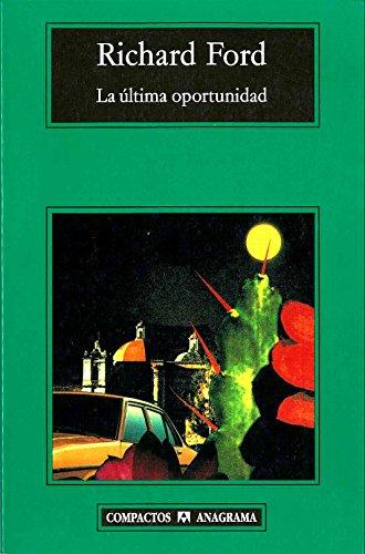 9788433973191: ULTIMA OPORTUNIDAD, LA (CM)