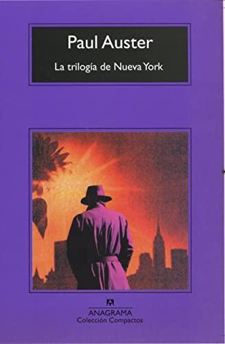9788433973290: La Trilogia De Nueva York