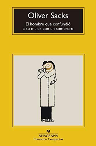 9788433973382: El hombre que confundio a su mujer con un sombrero (Coleccion Compactos) (Spanish Edition)