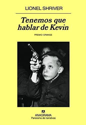 TENEMOS QUE HABLAR DE KEVIN - SHRIVER LIONEL