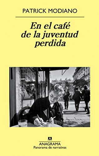 9788433974860: En El Café De La Juventud Perdida (Panorama de narrativas)