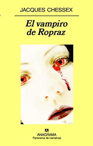 9788433974877: El vampiro de Ropraz