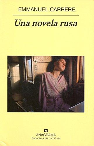 9788433974884: Una novela rusa (Panorama de narrativas)