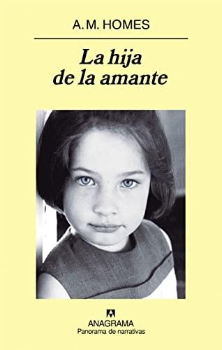 9788433974914: La hija de la amante (Panorama de narrativas)