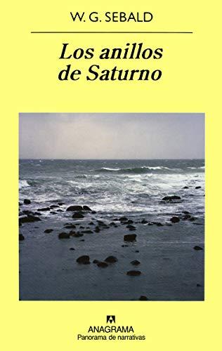 9788433974921: Los Anillos De Saturno (Panorama de narrativas)