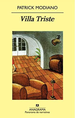 9788433975157: Villa Triste (Spanish Edition)