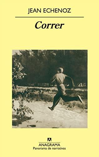 Correr (Panorama de narrativas): Echenoz, Jean