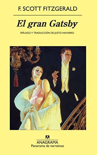 9788433975744: El gran Gatsby (Panorama de narrativas)