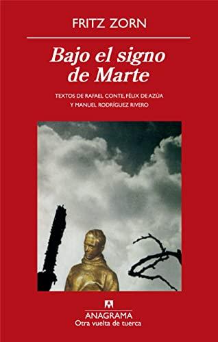 9788433975881: BAJO EL SIGNO DE MARTE (Spanish Edition)
