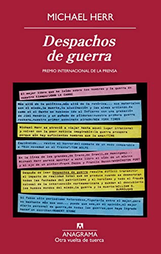 9788433976208: Despachos de guerra (Spanish Edition)