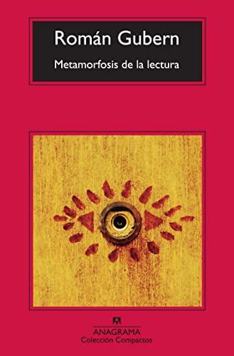 9788433976666: Metamorfosis de la lectura (Compactos Anagrama)