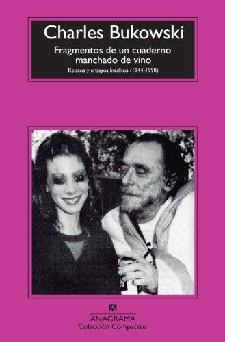 9788433977052: Fragmentos de un cuaderno manchado de vino (COMPACTOS)