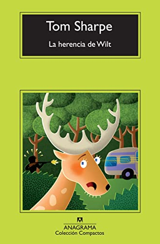 9788433977069: La herencia de Wilt (Spanish Edition)