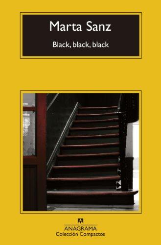 9788433977427: Black, Black, Black (Compactos Anagrama)