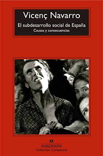 9788433977809: El Subdesarrollo Social De España (Compactos)