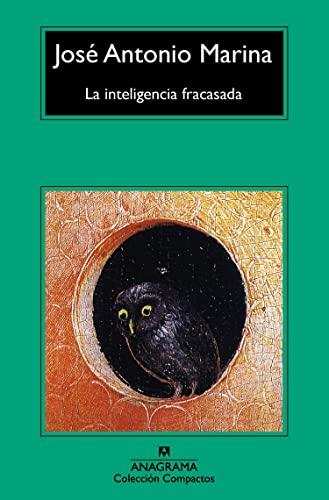 9788433978059: La Inteligencia Fracasada (Compactos)