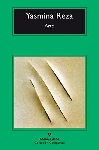 Arte (Compactos) (Spanish Edition): Reza, Yasmina