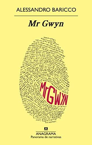 9788433978493: Mr Gwyn (Panorama De Narrativas) (Spanish Edition)